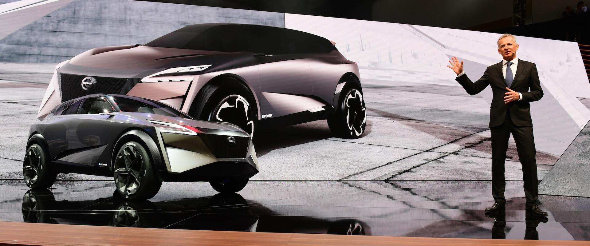 Будущее — в дороге: 10 впечатляющих концепт-каров Женевского автосалона