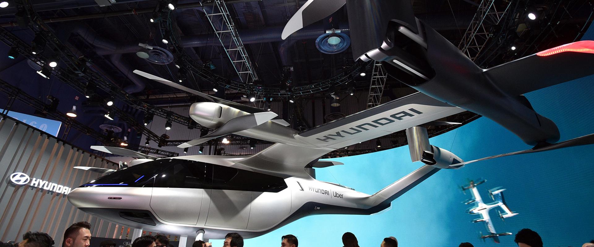 Виртуальные люди и летающий Hyundai: самые необычные новинки выставки электроники в Лас-Вегасе