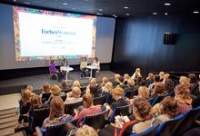 Forbes Woman Club обсудил социальную роль женщин в современной России