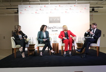 Forbes Woman  — 10 лет в России
