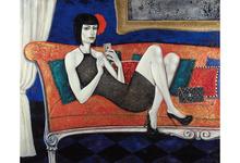 Отдают за рубль: топ-лоты аукциона современного искусства «Литфонд»