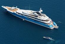 Каникулы миллиардеров: где бросили якорь яхты богатейших россиян на майские праздники