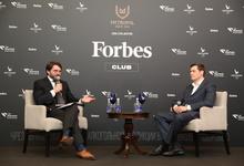 Forbes Club с миллиардером Алексеем Мордашовым