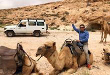Фридман в пустыне: кто из российских бизнесменов отправился в Иерусалим пешком
