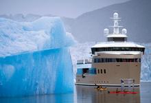 Как выглядит яхта-ледокол Олега Тинькова стоимостью более $100 млн
