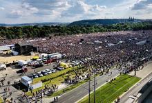 На самой массовой за 30 лет акции протеста в Чехии потребовали отставки премьера-миллиардера