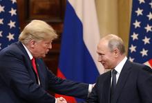 Трамп анонсировал личную встречу с Путиным