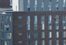 В Москве начали тестировать дроны для патрулирования дорог