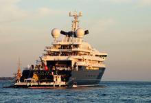 Крупнейшая в мире частная исследовательская яхта выставлена на продажу
