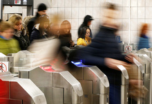 Московское метро протестирует систему оплаты по биометрическим данным