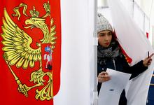 В кольчуге, с конем и на дельтаплане: как голосуют россияне на выборах президента