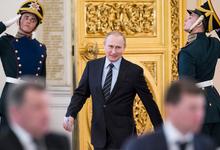 Рекорд президента: Владимир Путин победил на выборах с 76,6% голосов