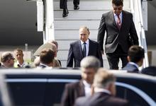 Путин предложил Трампу обсудить «болевые точки» в отношениях двух стран