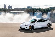 «Звено между наследием и будущим»: Porsche представила свой первый электромобиль