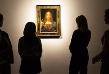 Самую дорогую картину в мире  покажут в Лувре в Абу-Даби