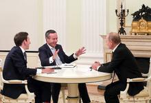 «Мистер Путин ошибается»: глава московского бюро FT поспорил с Путиным о наличии олигархов в России