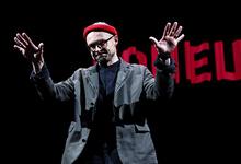 «Я не ставлю себе таких глобальных задач, как революция»: режиссер Максим Диденко о новом спектакле «Норма» по роману Владимира Сорокина