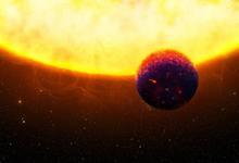 Некоторые планеты могут состоять из рубинов