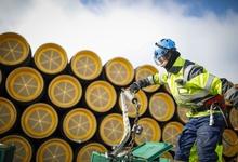 Трубы готовы. «Северный поток — 2» начнут строить и без разрешения Дании