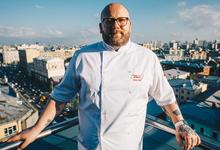 Шеф из Нидерландов готовит в Москве специальные футбольные бургеры
