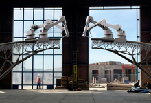 Напечатать мост: какие технологии начнут революцию в строительстве