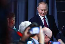 «Мои повара — люди военные». Самые яркие цитаты Путина с пресс-конференции