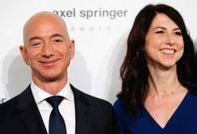 Джефф Безос отдаст четверть своей доли в Amazon бывшей жене