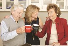 Разумное чаепитие: как отец и дочь преодолели разногласия ради семейного дела