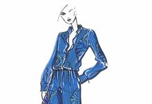 Джорджо Армани создал капсульную коллекцию одежды для Москвы