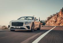 Быстрее, легче, дороже: пять фактов о новом Bentley Continental GTC