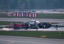 Сгоревший в Шереметьево Superjet ранее попадал в авиапроисшествия