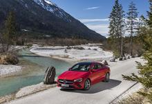 Лас-Вегас — Мюнхен: тест-драйв нового купе Mercedes-Benz CLA