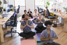 Майндфулнес и практика внимательности, или Как используют медитацию в компаниях