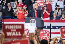 Трамп признал поражение республиканцев в палате представителей