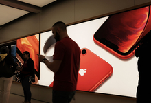 iPhone в плюсе: Apple снизила долю рынка, но повысила выручку от смартфонов