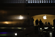 Apple показала «убийцу Netflix» и свою первую кредитную карту