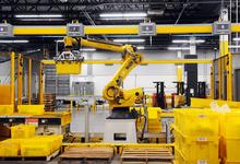 Робот за $1 млн. Как Amazon может сэкономить на сотрудниках с помощью машин