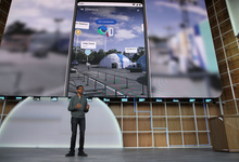 Смартфоны за $400, голос вместо поиска и заслон хакерам: что нового готовит Google
