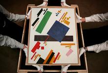 Малевич поставил мировой рекорд: картину продали за $85,8 млн