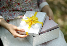 Подарок другу. Как платформа помогает дарить вещи и услуги