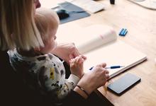 Бизнес в декрете: как успевать работать в отсутствие времени