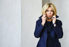 Женщина для президента. Как учительница стала первой леди Франции