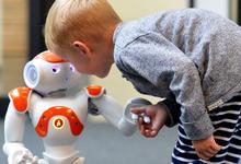 Дети идут за роботом: завтрашние проблемы уже сегодня