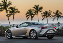 Lexus отчитался о рекордных продажах в России