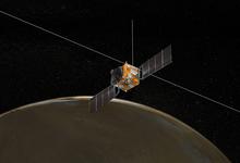 Живая планета: европейский зонд обнаружил подледное озеро на Марсе