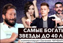 «Тимати еще долго будет чистить карму»: рейтинг главных звезд шоу-бизнеса до 40 лет с комментариями Чичваркина