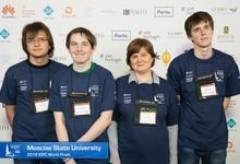 Студенты МГУ выиграли самый престижный в мире турнир по программированию