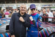 Железные леди. Самый успешный женский экипаж выступил на гонках «24 часа Ле-Мана»