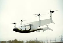 Движение вверх: каким будет летающий автомобиль Rolls-Royce и его конкуренты