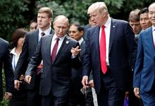 Две звезды. Как Путину выйти победителем из переговоров с Трампом